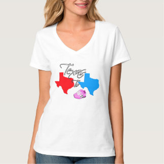 Turning Texas from Red to Blue State T-Shirt