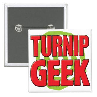 Turnip Geek Buttons