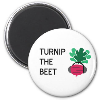 Turnip the Beet Magnet