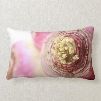 Turnips Lumbar Pillow