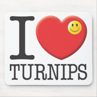 Turnips Mouse Pad