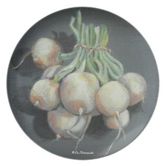 Turnips Plate