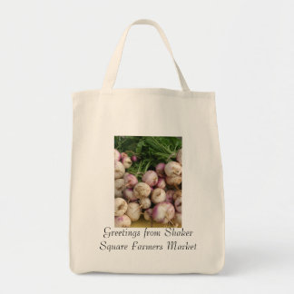 Turnips Tote Bag