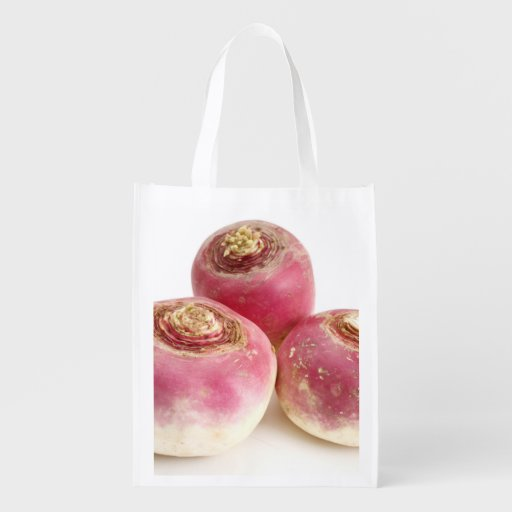 Turnips Reusable Grocery Bags