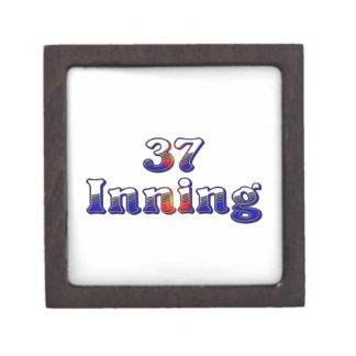 Turno 37 caja de regalo de calidad