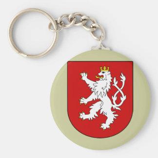 Turnov, Czech Key Chain