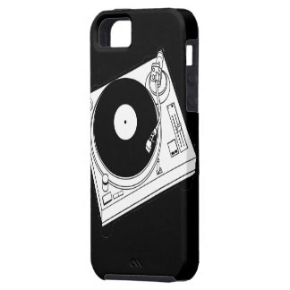 Turntable iPhone 5 Case