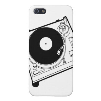 Turntable iPhone Case