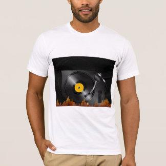 Turntable Mens T-Shirt