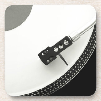 Turntable Needle Record Player Coaster