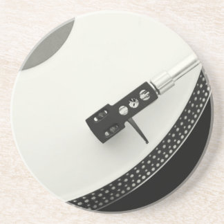 Turntable Needle Record Player Drink Coaster