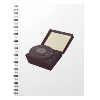 Turntable Notebooks