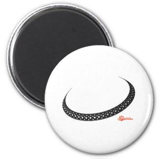 Turntable Platter - DJ Djing Disc Jockey Music Magnet