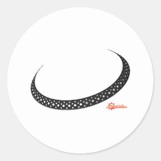 Turntable Platter - DJ Djing Disc Jockey Music Sticker