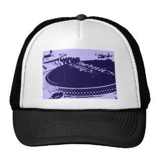 Turntable Product Mesh Hat