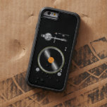 Turntable Vinyl Old School Tough Xtreme iPhone 6 Case