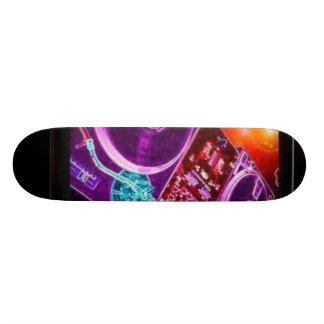 TurnTables Skateboard Deck