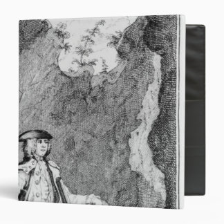 Turpin as he Concealed Himself in a Cave Binder