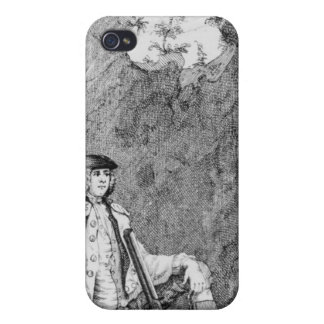 Turpin as he Concealed Himself in a Cave iPhone 4/4S Cases