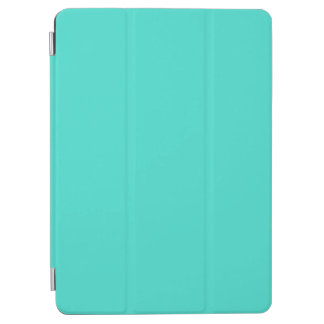 Turquesa del color sólido cover de iPad air