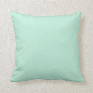 Turquesa en colores pastel y verde menta