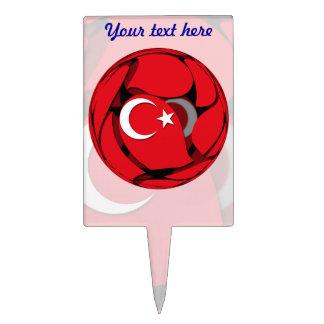 Turquía #1 figuras para tartas