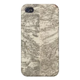 Turquía 5 2 iPhone 4/4S carcasa