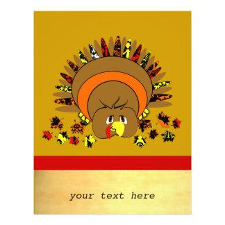 Turquía a todo color linda tarjetas publicitarias