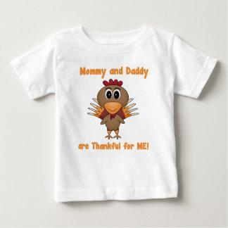 Turquía agradecida embroma la camiseta playera