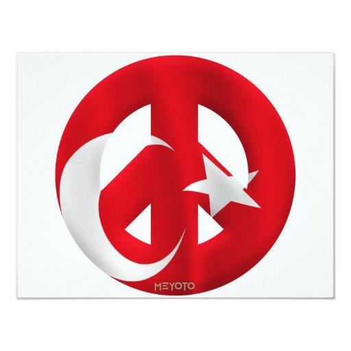 Turquía Comunicado Personalizado