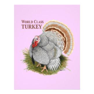 """Turquía:  De calidad mundial Folleto 8.5"""" X 11"""""""