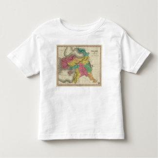 Turquía en Asia 3 Camisetas
