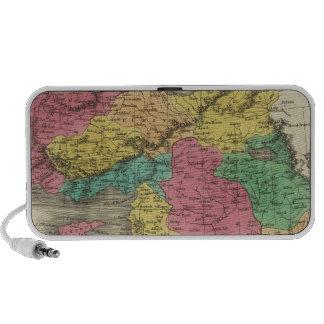 Turquía en Asia 3 Portátil Altavoz