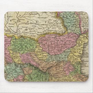Turquía en Europa 2 Tapete De Ratones