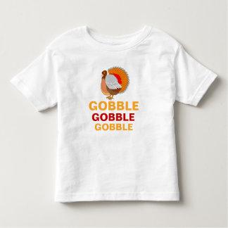 Turquía engulle, engulle la camiseta camisas