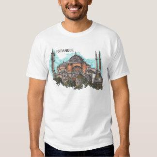 Turquía Estambul Hagia Sophia (por St.K) Remeras