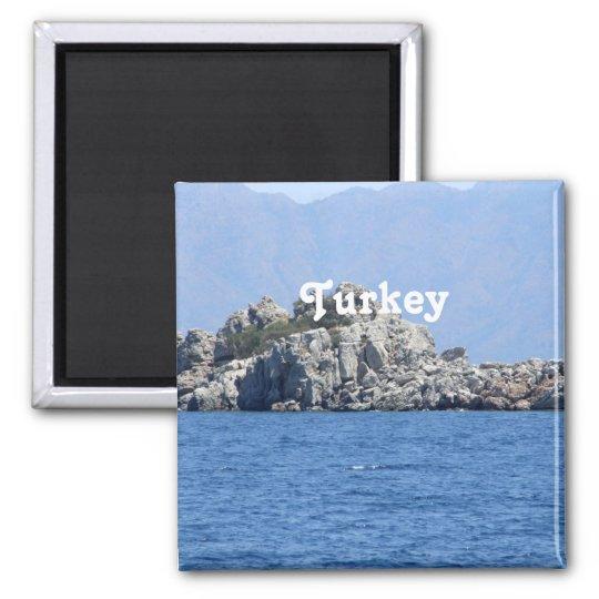 Turquía Imán Cuadrado