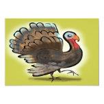 Turquía Invitación 12,7 X 17,8 Cm