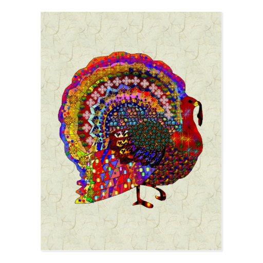 Turquía Jeweled Postales
