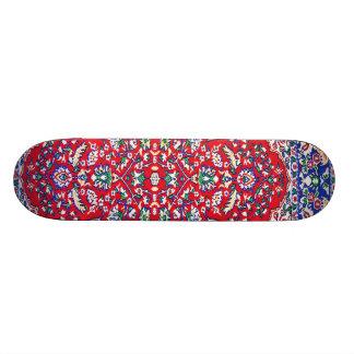 Turquía, modelo turco de la manta del paño de la m skateboards