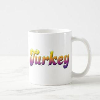 Turquía Tazas De Café