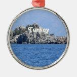 Turquía Ornamento De Navidad