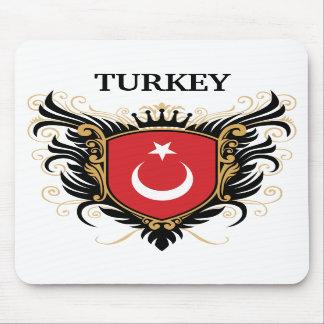 Turquía [personalice] tapetes de ratón