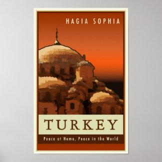 Turquía Póster