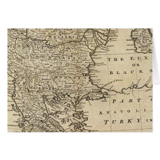 Turquía Tarjeta