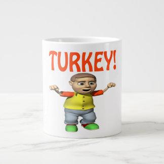 Turquía Taza Grande