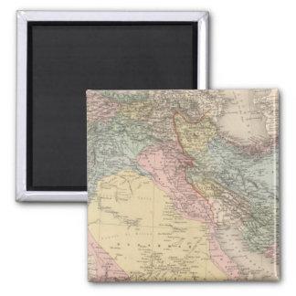 Turquía y Persia asiáticas Imán Cuadrado