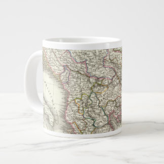 Turquie d'Europe, Grece - Turkey and Greece Giant Coffee Mug