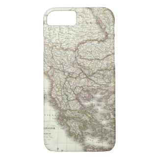 Turquie d'Europe, Grece - Turkey and Greece iPhone 7 Case