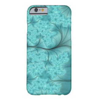 Turquois suave funda para iPhone 6 barely there